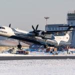 De Havilland Canada DHC-8-402Q Dash 8, регистрация: RA-67254