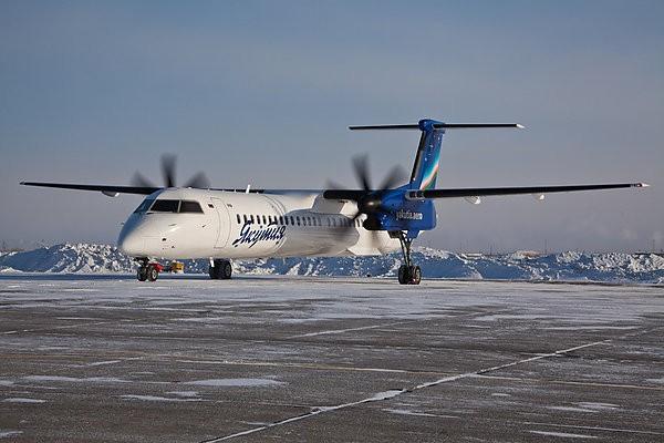 Авиакомпания Якутия была признана самой непунктуальной в России