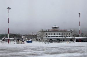 В аэропорту Петропавловска-Камчатского продолжается рост пассажиропотока