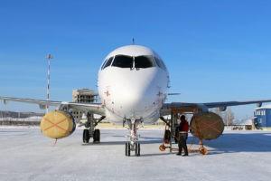 В ближайшее время авиакомпания Якутия обменяет самолеты Sukhoi SuperJet 100