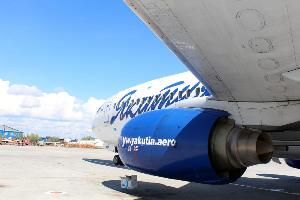 В летнем сезоне 2017 авиакомпания Якутия снова будет летать в Симферополь