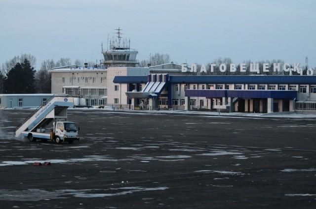 Итоги работы аэропорта Благовещенска за январь 2017 года