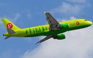 Неисправность самолета авиакомпании Сибирь стало причиной задержки рейса из Благовещенска
