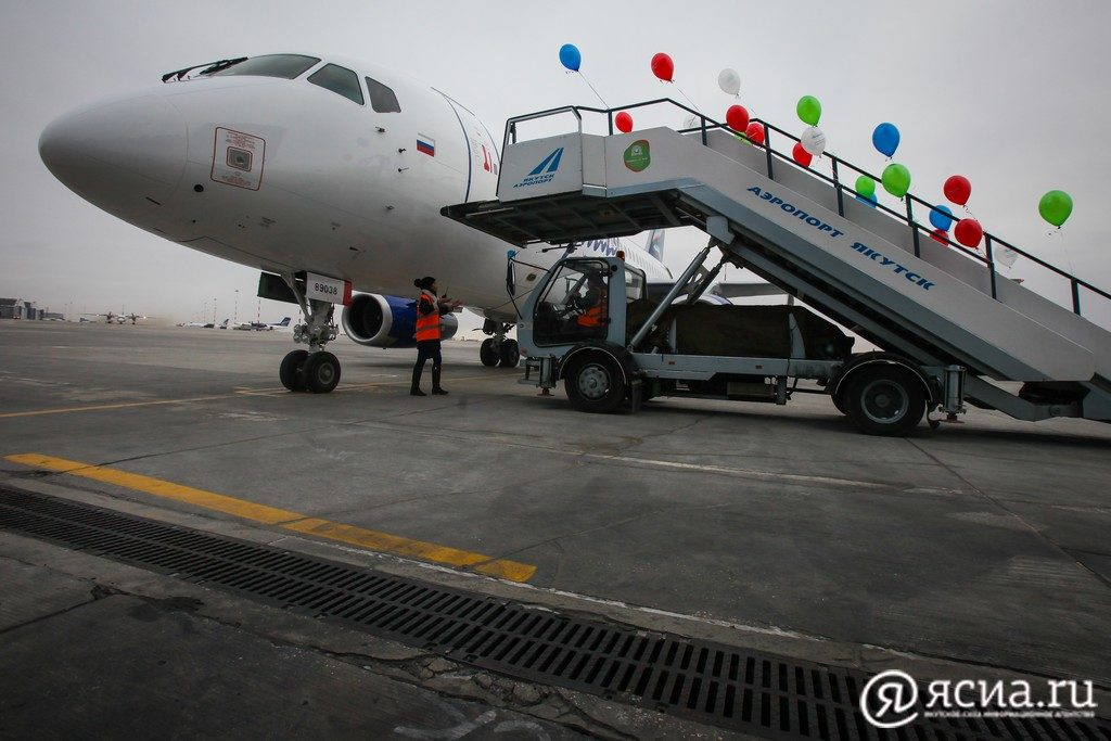 Правительство Республики Саха (Якутия) возместит часть лизинговых платежей авиакомпании Якутия