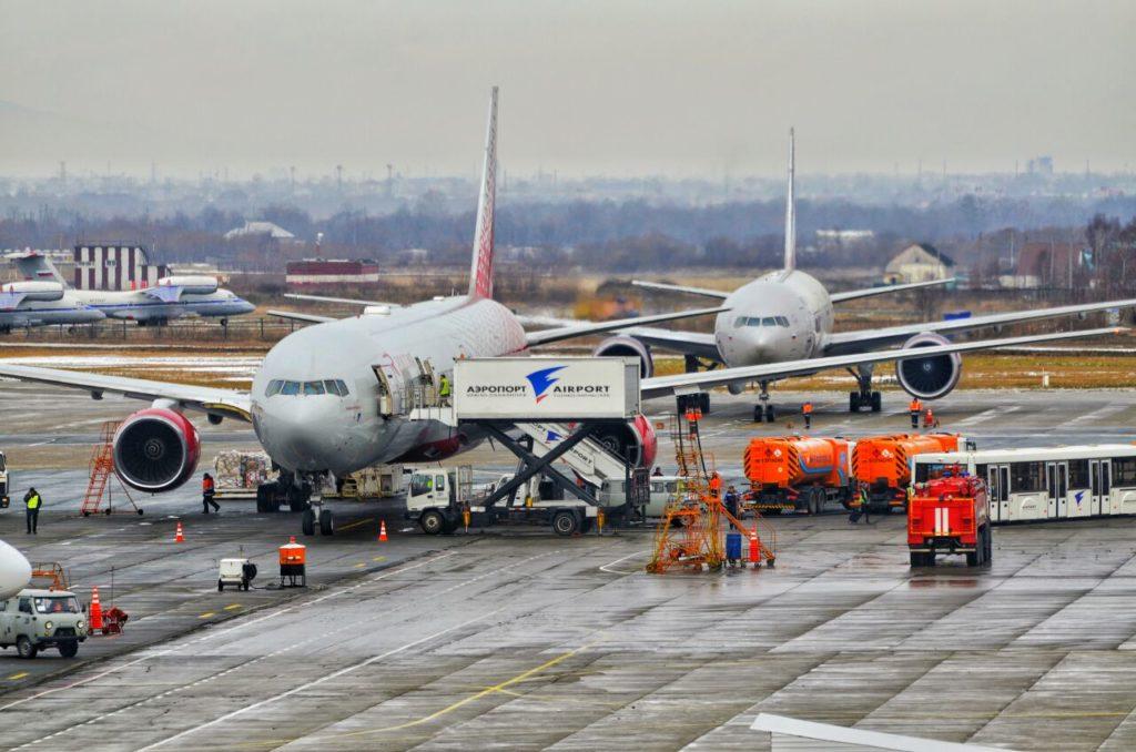 Строительные планы аэропорта «Южно‐Сахалинск» на 2017 год