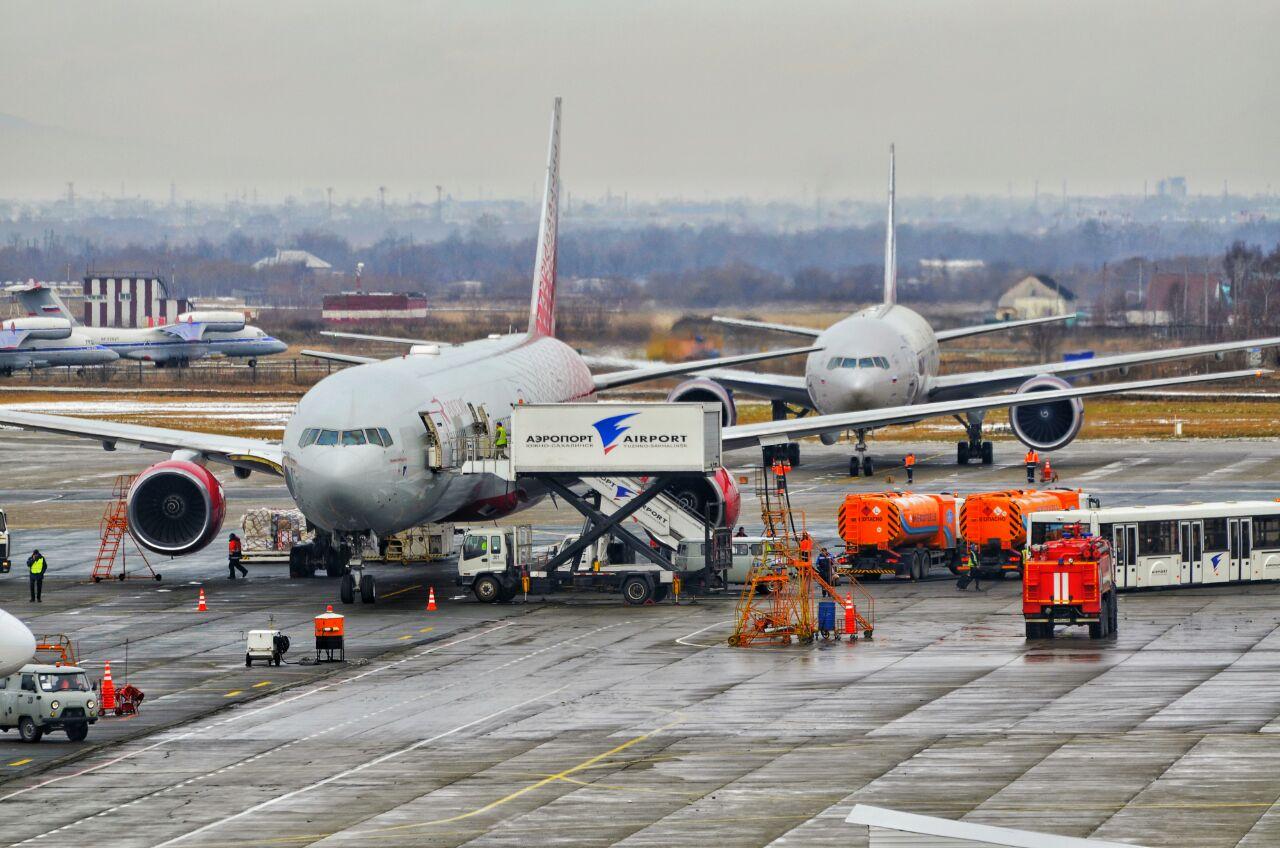 Аэропорт Петропавловск Камчатский