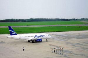С мая из аэропорта Южно-Сахалинска в Токио можно будет улететь на самолете авиакомпании Якутия