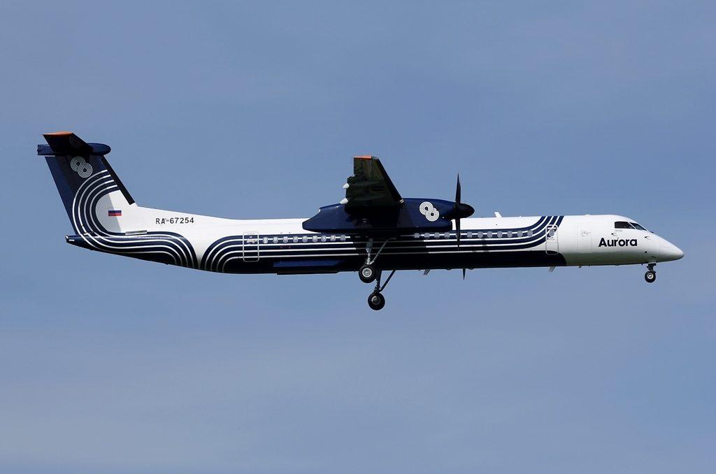 Авиакомпания Аврора открывает новый рейс из аэропорта Владивостока