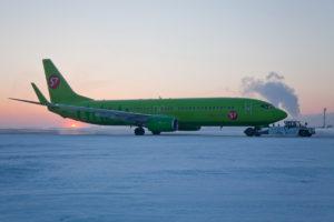 Boeing 737-800 (WL), регистрация: VQ-BKV