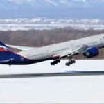 Boeing 777-300(ER), регистрация: VP-BGB (М. Кутузов)