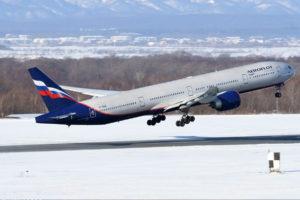 Boeing 777ф-300(ER), регистрация: VP-BGB (М. Кутузов)