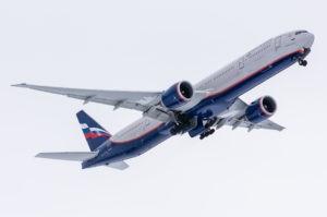 Boeing 777-300(ER), регистрация: VP-BGD (М. Барклай-де-Толли)