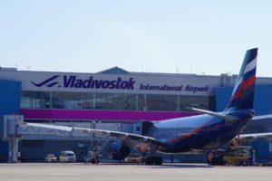 Аэропорт Владивосток переходит на летнее расписание