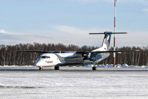 В марте авиакомпания Аврора начнет выполнять рейс Петропавловск-Камчатский - Магадан
