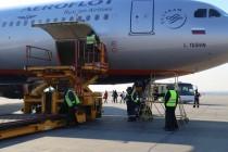 Международный аэропорт Хабаровск перешел на летнее расписание