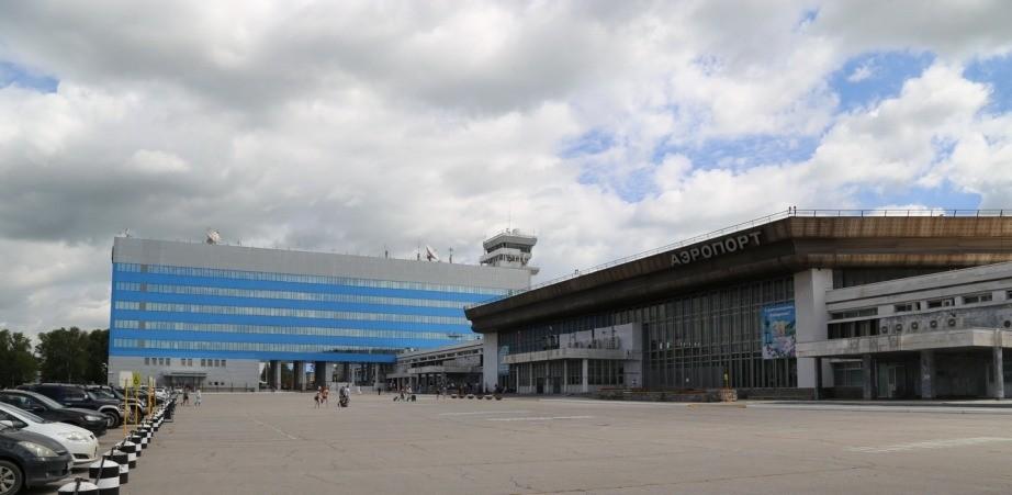 Аэропорт Хабаровск переходит на зимнее расписание полетов