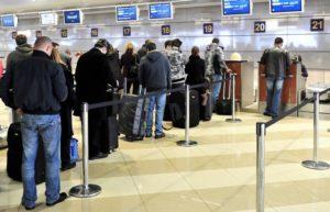 Онлайн регистрация на авиарейс