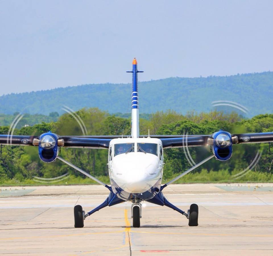 Авиакомпания Аврора за девять месяцев увеличила перевозку пассажиров по Приморскому краю на 46%