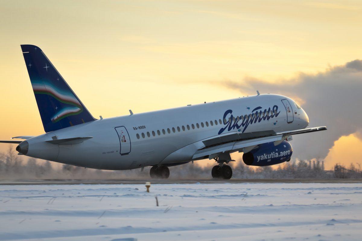 Новый рейс от авиакомпании Якутия